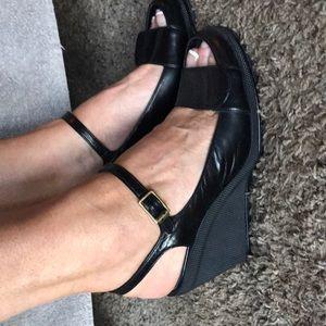 NWOBox Charles Jourdan wedge sandal
